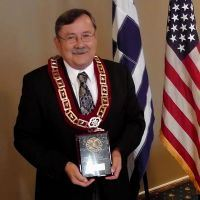 AHEPA District Governors Award: Honors for District 25