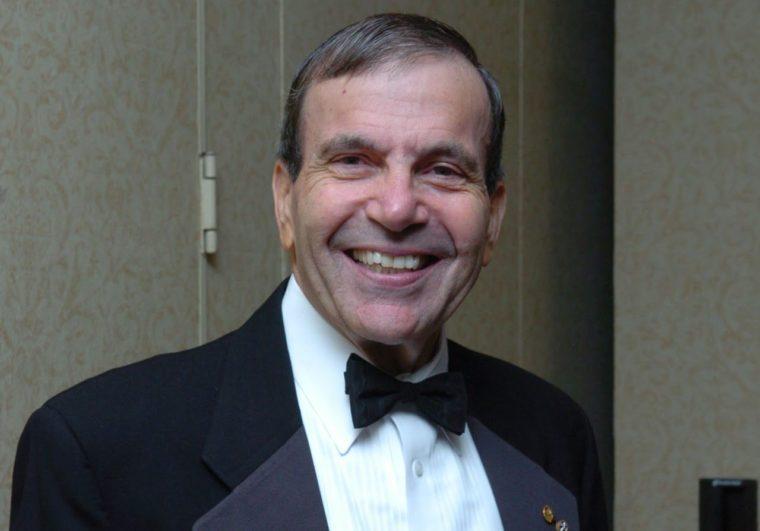 O αείμνηστος πρώην ύπατος πρόεδρος της AHEPA, Γκας Τζέιμς. Φωτογραφία: GANP/ANA/Dimitrios Panagos.