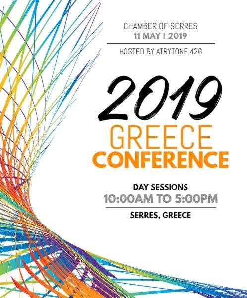 GREECE CONFERENCE 2019